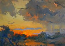 Evening Heat - Concetta D Gallery